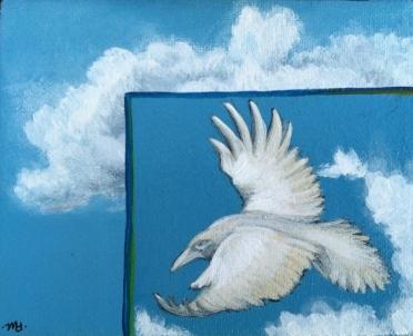 """Spirit Raven"""