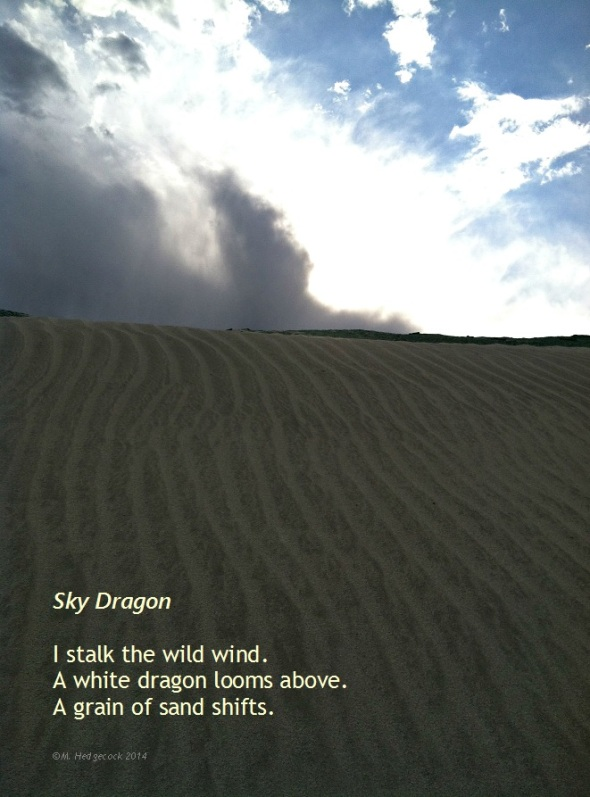 sky dragon haiku